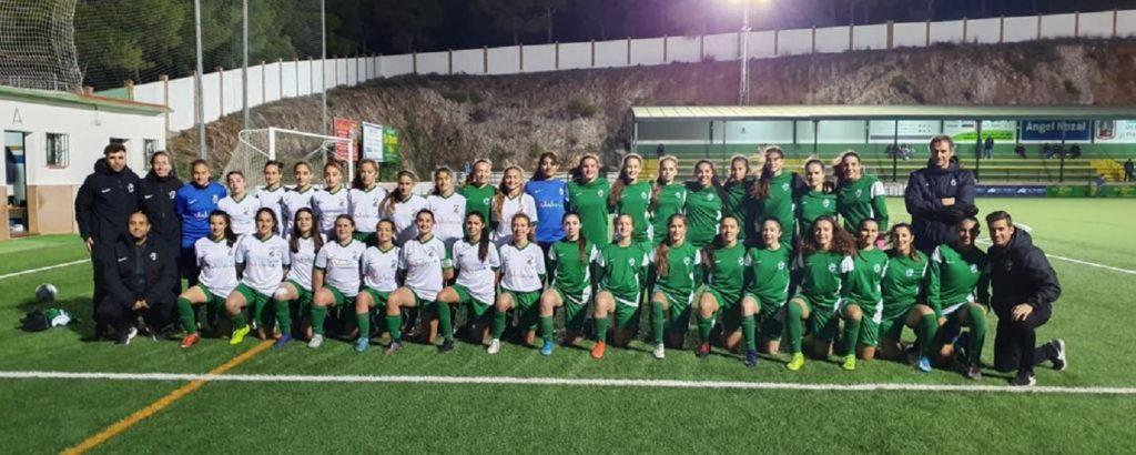 Bárbara López, en el campeonato de España de selecciones territoriales sub 15