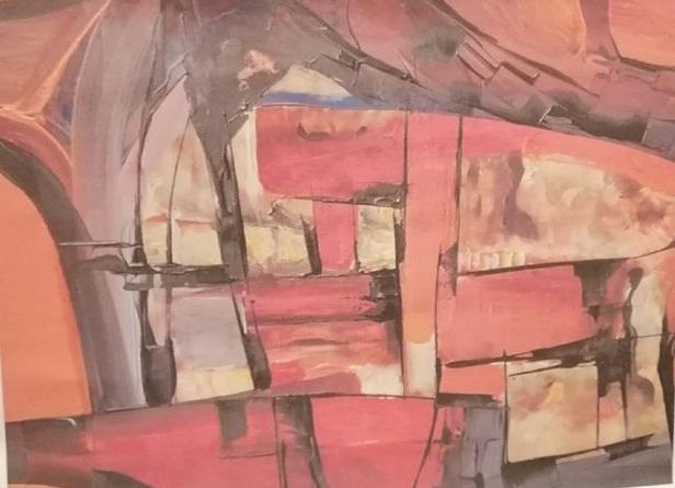El Taller de Arteterapia con Alfonso Aramburu expone sus obras desde este jueves