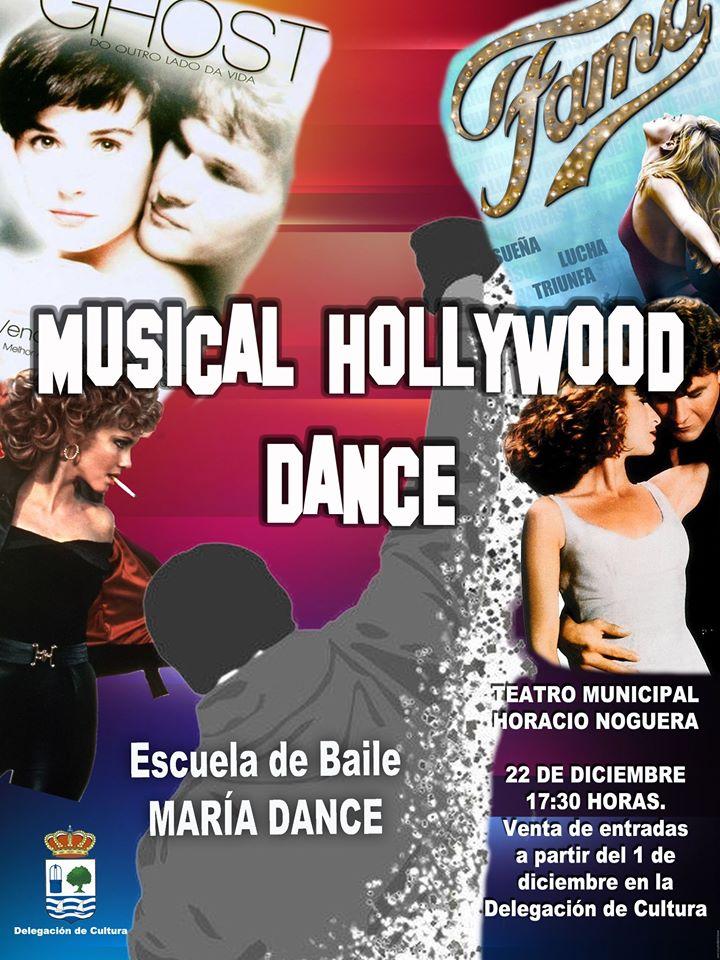 Isla Cristina celebra el Musical Hollywood Dance