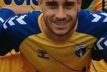 El jugador del Isla Cristina Pedro Payán Moreno, se pierde lo que queda de temporada