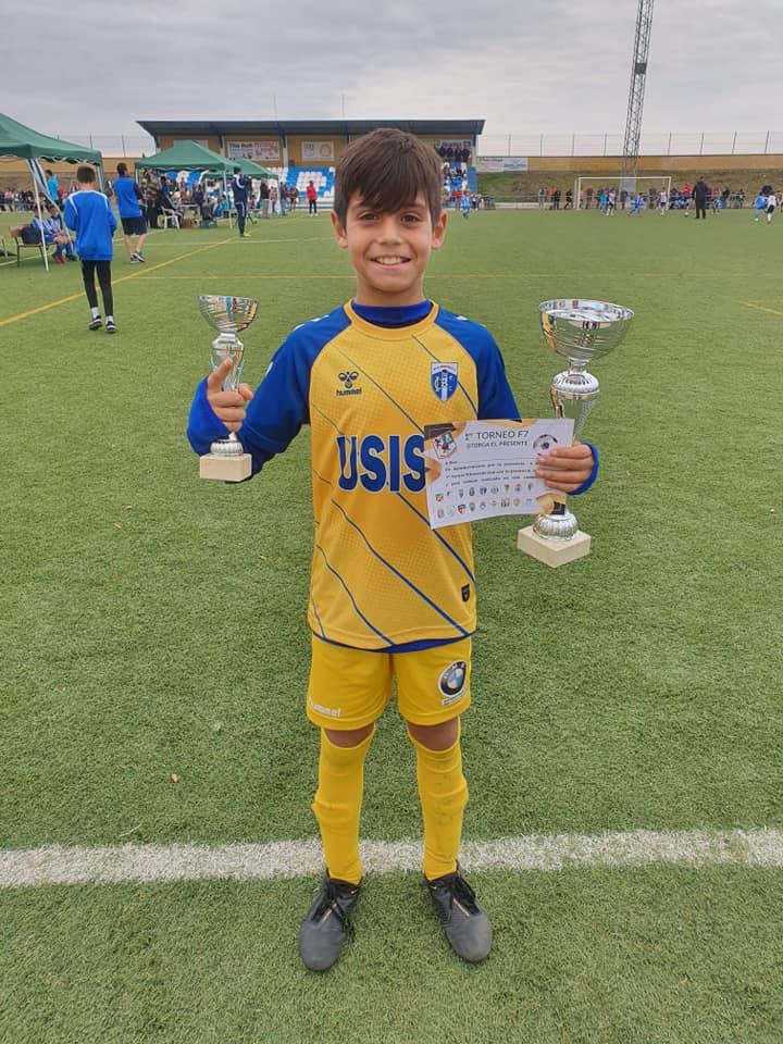 Buena participación de la Cantera del Isla Cristina FC