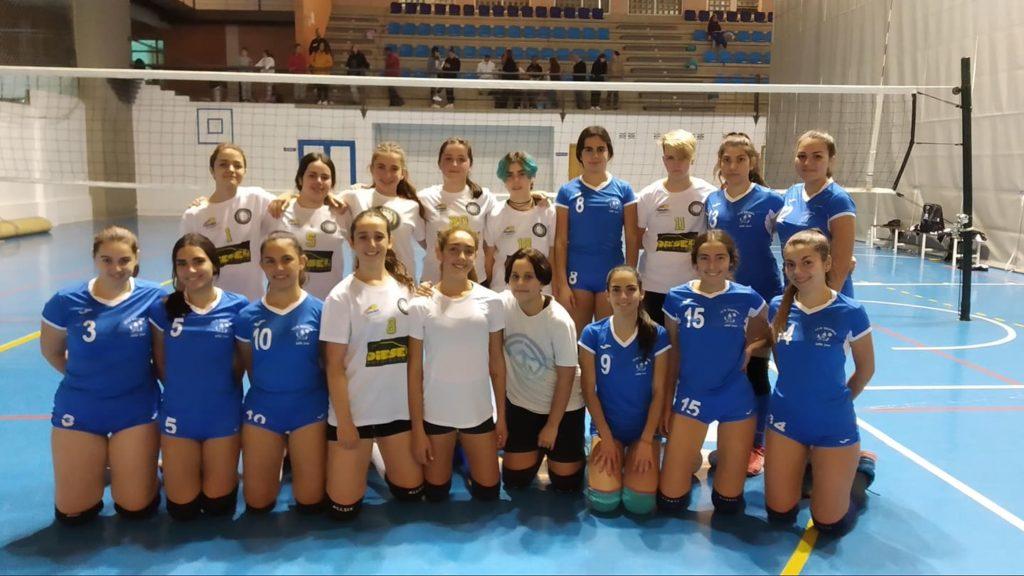 Actualidad deportiva del Club Voleibol Isla Cristina