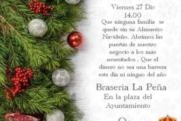 Agenda, con los Actos Navideños del Ayuntamiento y barriadas isleñas, en Radio Isla Cristina