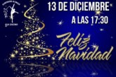 Exhibición de Navidad del Club Gimnasia Ritmica Isla Cristina