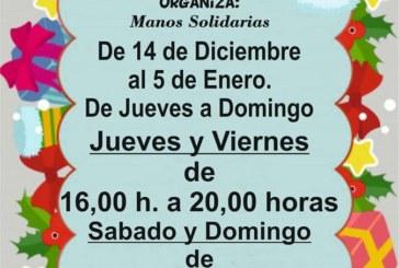 Mercado Solidario en Isla Cristina
