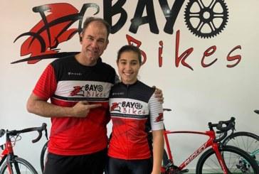 La Campeona Isleña Marta Nuñez, ficha por Bayobikes