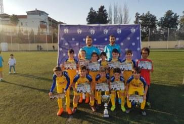 Celebrado con éxito en Isla Cristina el III Torneo FB «Puente de la Inmaculada»