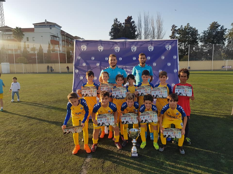 Celebrado con éxito en Isla Cristina el III Torneo FB