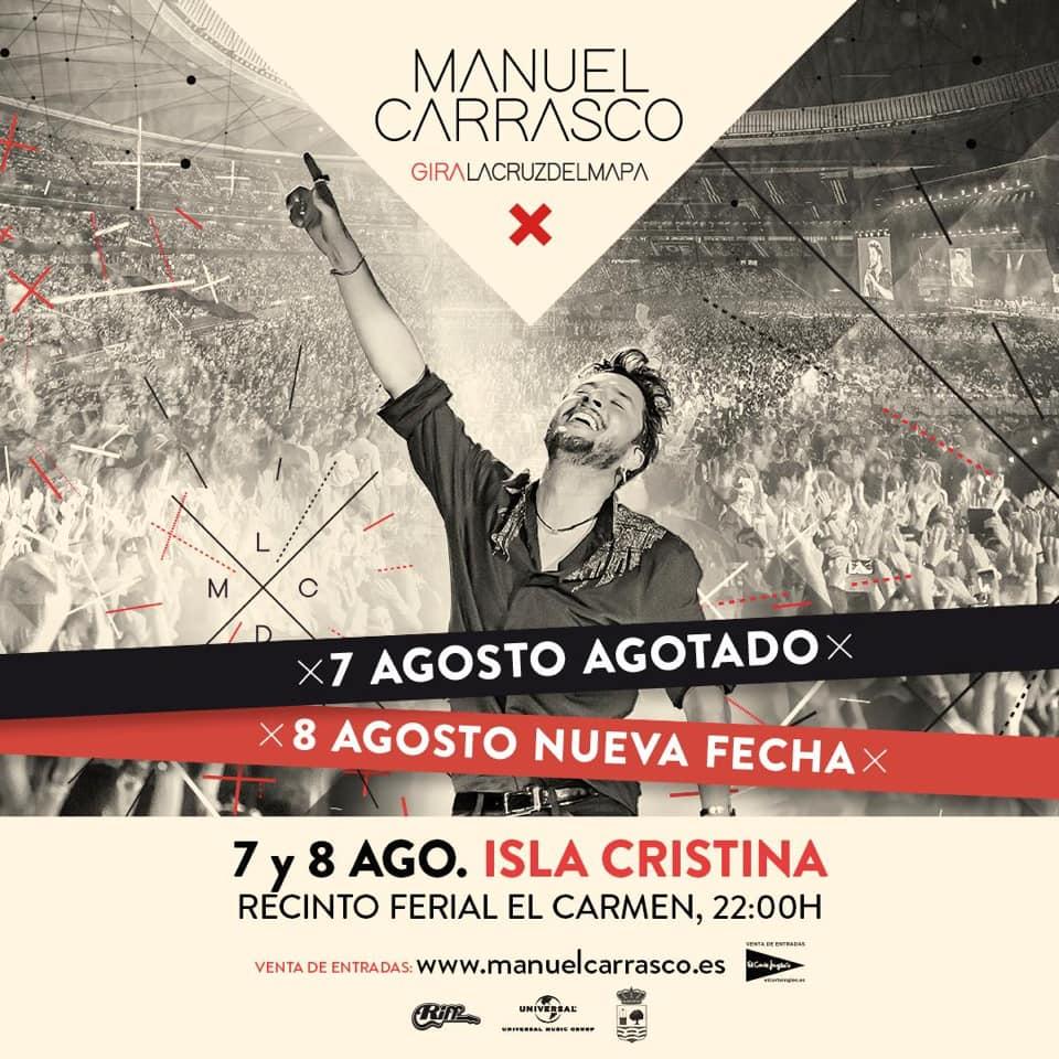 Isla Cristina, me quedo un día más