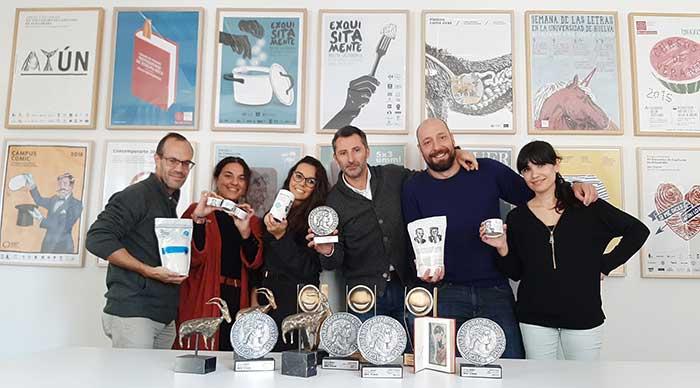 Premio Agripina para la agencia Good Monday! por su trabajo para las salinas Biomaris de Isla Cristina