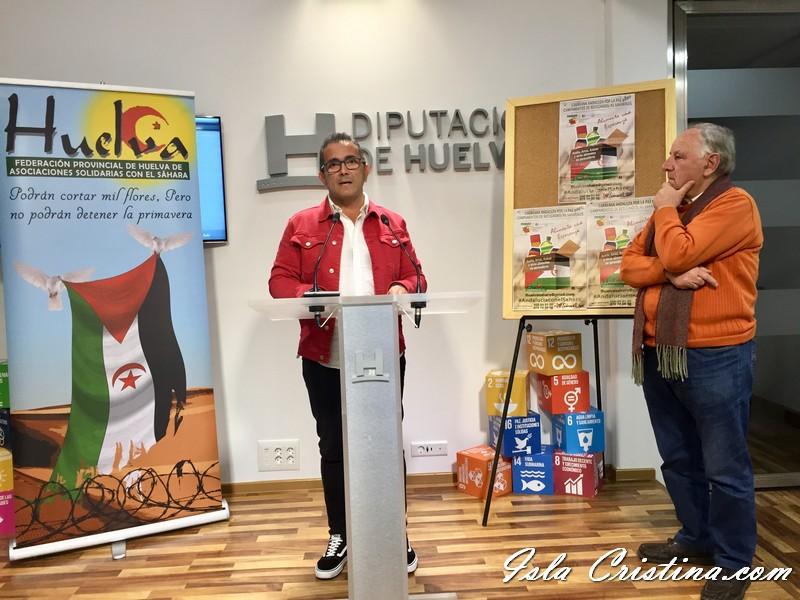 La Caravana por la Paz 2020 espera reunir en la provincia 50.000 kilos de ayuda humanitaria para el Sahara