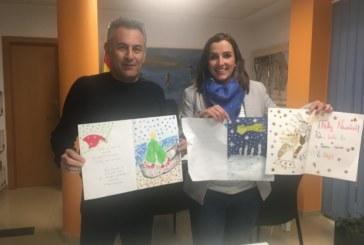 El Ayuntamiento vuelve a felicitar las Fiestas navideñas con las tarjetas realizadas por los pequeños de las Escuelas Infantiles