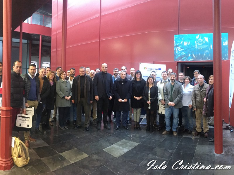 Presentado en Isla Cristina el KTTSeadrones