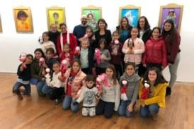 Las muñecas customizadas de 'Erregiro' llegan a Isla Cristina