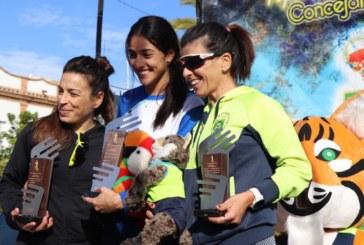 Moisés Antonete y Zenobia Benítez ganan la Carrera de Bonares-Memorial Manolo Márquez