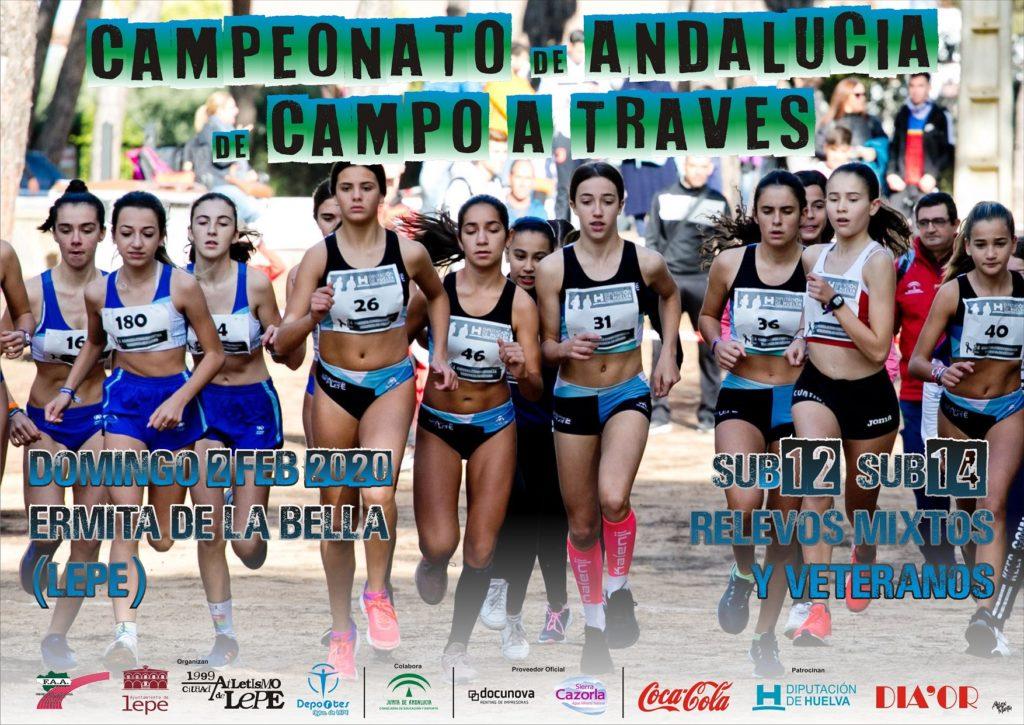 Lepe sede del Campeonato de Andalucía de Campo a Través