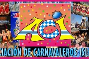 Agrupaciones inscritas para el Concurso del Carnaval de Isla Cristina 2020