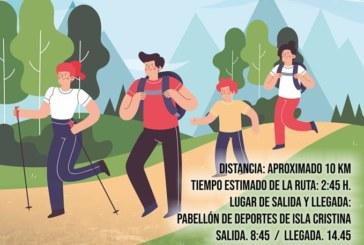 """Inscripciones """"Senderismo y Convivencia Saludable"""""""