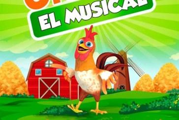 El musical de la granja en el Teatro Horacio Noguera de Isla Cristina