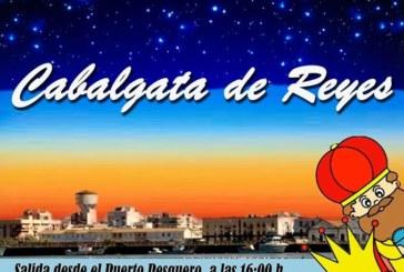 Itinerario de la Gran Cabalgata de Reyes de Isla Cristina