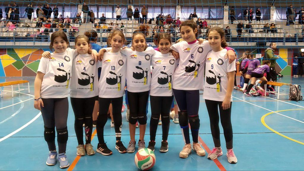 Resumen competición 2020 del Club Voleibol Isla Cristina