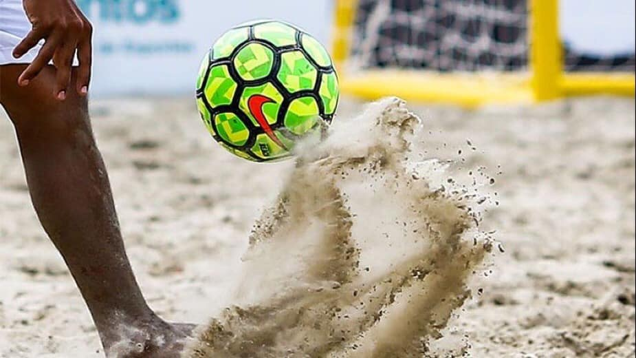 Abierta las inscripciones de Fútbol Playa