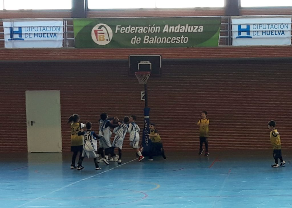 Resumen fin de semana del Club Baloncesto Isla Cristina
