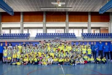 Previas y fiesta del Baloncesto en Isla Cristina