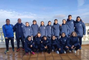 Huelva en el andaluz alevín femenino de selecciones provinciales