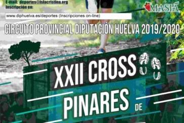 Abierta las Inscripciones del XXII Cross Pinares de Isla Cristina