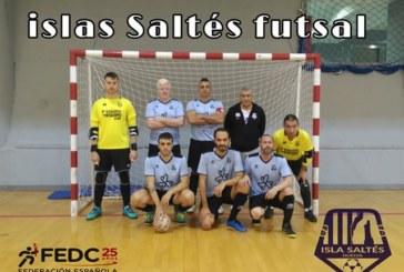 El Islas Saltés donde juega el Isleño José Peña, camino de la Copa de España