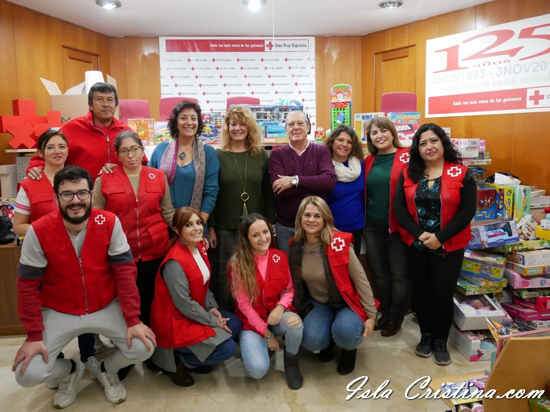 'Huelva es Solidaria' garantiza un año más regalos para menores en situación de pobreza