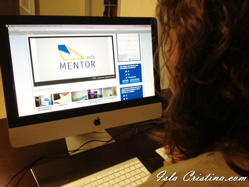 'Aula Mentor' brinda a la población adulta la posibilidad de elegir más de 170 cursos