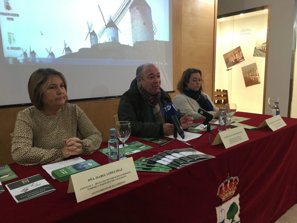 Isla Cristina estará en Fitur con la Ruta de Blas Infante y un vídeo promocional del municipio