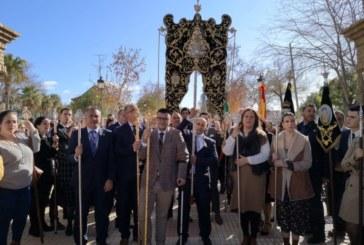 La Hermandad del Rocío de Isla Cristina realiza su Peregrinación Oficial a Almonte