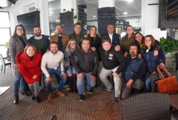 Encuentro entre el Ayuntamiento de Isla Cristina y los Medios de Comunicación locales y provinciales