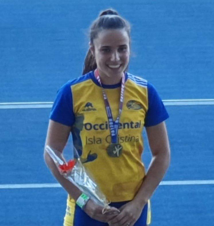 Bronce y Récord para Alba Pérez en el Campeonato de Andalucía