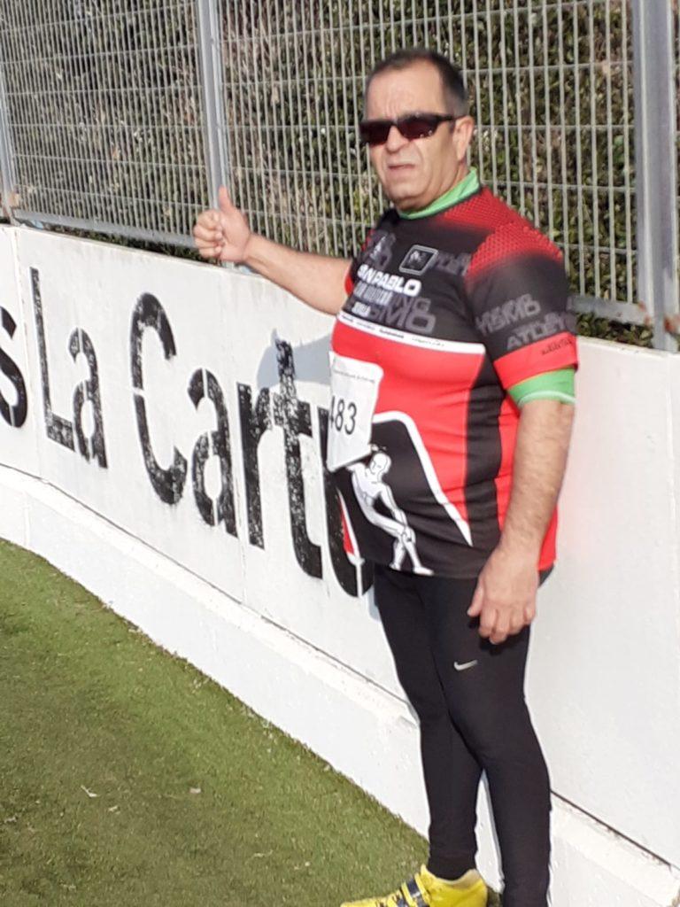 Toni Palma consigue mínimas para el Campeonato de España