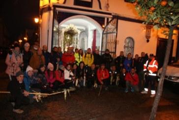 Isla Cristina Camina hacia la Aldea del Rocío