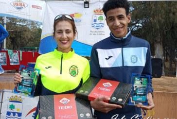 Mahmud Abnu y Yolanda Domínguez ganan el Cross de Isla Cristina