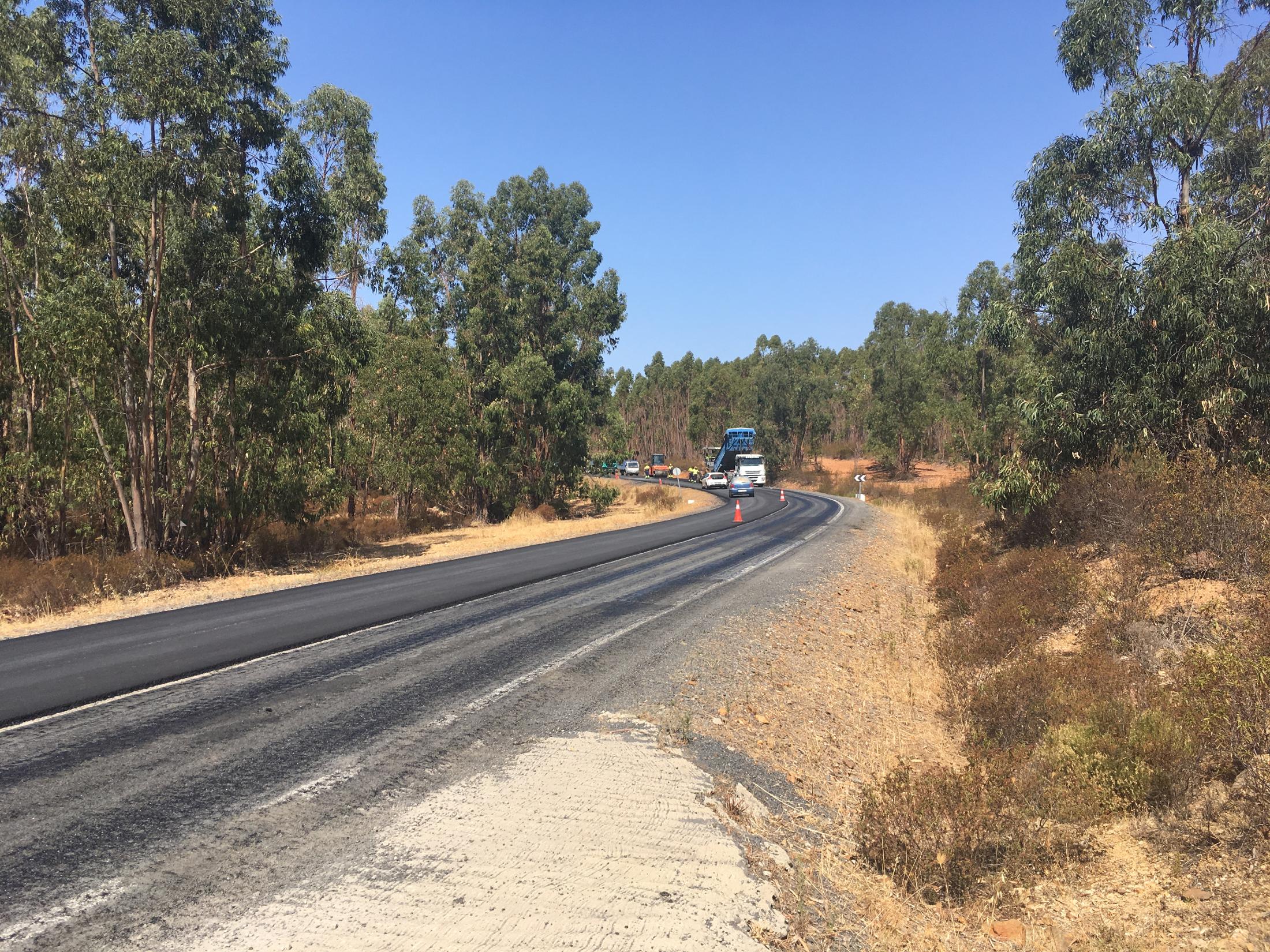 Más de siete millones de euros en mejorar las carreteras de la provincia