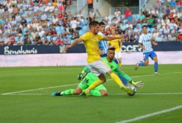 El Fuenlabrada será el nuevo destino del delantero isleño Caye Quintana