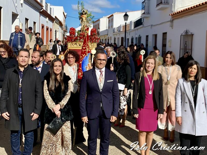 Celebradas las Fiestas Patronales de San Sebastián en La Redondela