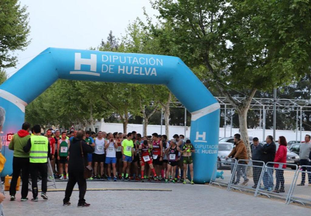 En Marcha los circuitos 2020 de Carreras Populares y Gran Fondo de la Provincia de Huelva