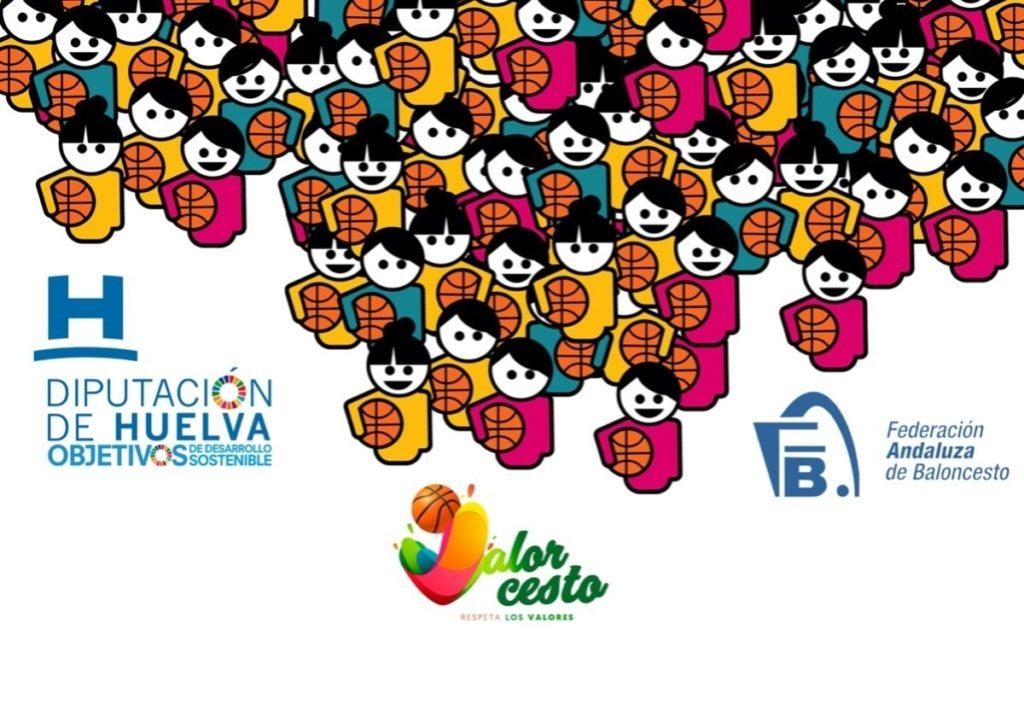 Isla Cristina sede de la tercera fiesta del XV Programa Premini y Babybasket de FAB Huelva