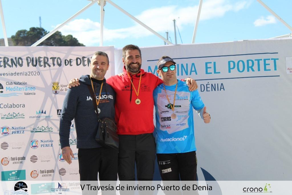 Rubén Gutiérrez, comienza el año 2020 desde el Pódium de Denia