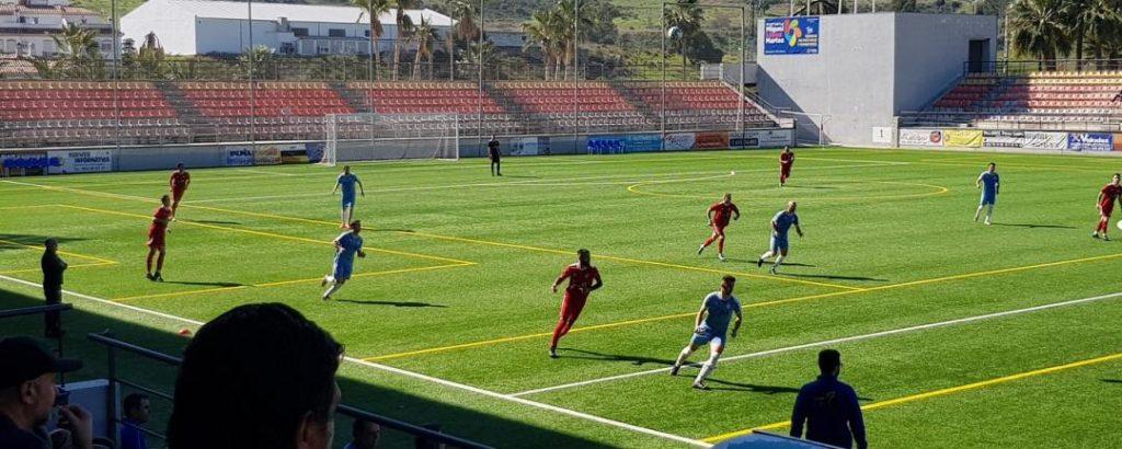 Resumen de la jornada en División de Honor Andaluza Sénior