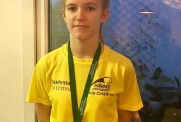 Jovenes Onubenses en el Campeonato de Andalucía Absoluto Indoor