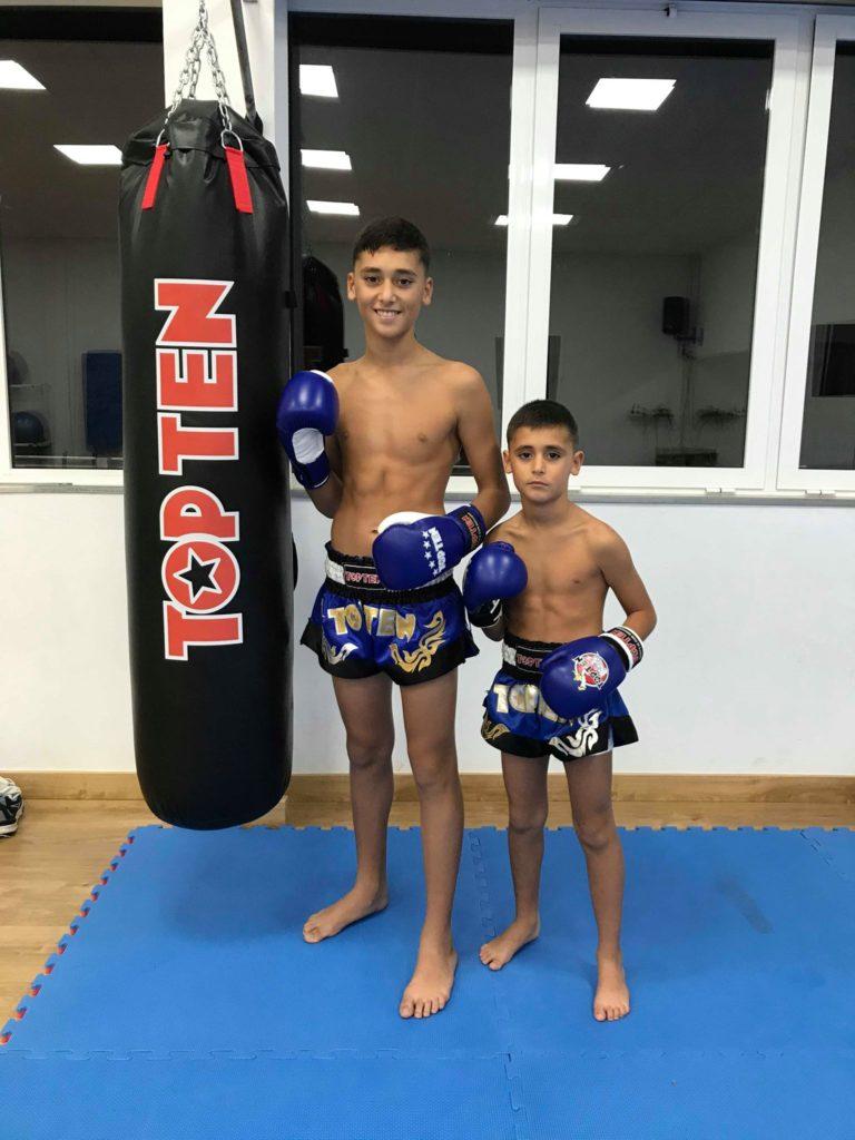 Daniel y Pablo, a por las medallas del Campeonato de Andalucía