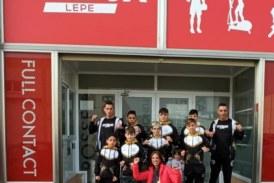 Oro para Daniel Elías y José Luis Rodríguez Chamorro en el Campeonato de Andalucía